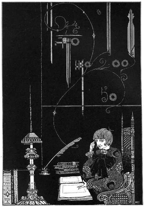 Grandma S Graphics Harry Clarke Hans Christian Andersen