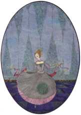 "The Little Sea Maid: ""Dancing over the floor as no one had yet danced."""